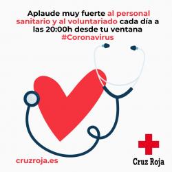 Chollo - #AplausoSanitario en homenaje a todos los sanitarios
