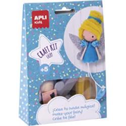 Chollo - APLI Kids 14084 Craft Kit Hada Mágica
