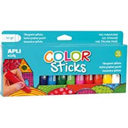 Chollo - APLI Kids 14228 Color Sticks 10g 8u