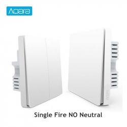 Chollo - Aqara Smart Wall Light Switch Single Fire Line