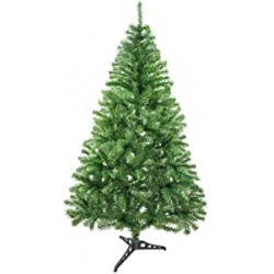 Árbol de Navidad artificial Eurasia 90cm
