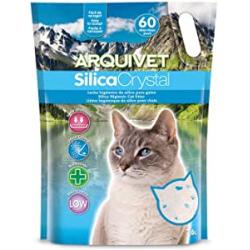 Chollo - Arena silice Arquivet Silica Crystal 7,6L - 8435117840027