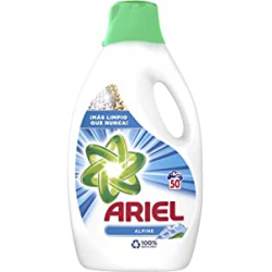 Chollo - Ariel Alpine Líquido 50 lavados