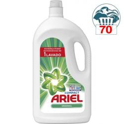 Chollo - Ariel Original Compact detergente líquido quitamanchas 70 lavados