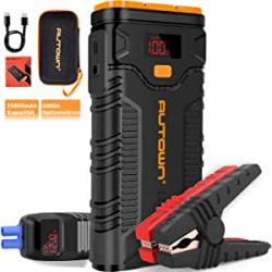 Chollo - Arrancador de baterías Autown 12V 2000A 20800mAh | RP-PL-04