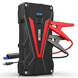 Chollo - Arrancador de baterías BuTure BV500 12V 1200A 15800mAh