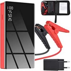 Chollo - Arrancador de baterías Goldge GWT9 600A 8000mAh
