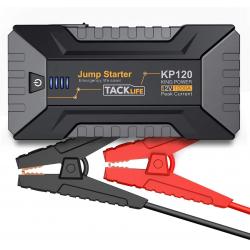 Chollo - Arrancador de Baterías Tacklife KP120 1200A 16800mAh USB-C QC 3.0