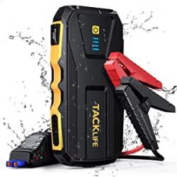 Chollo - Arrancador de baterías Tacklife KP150 12V 1500A 12800mAh