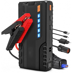 Chollo - Arrancador de Baterías Tacklife T6 800A 18000mAh