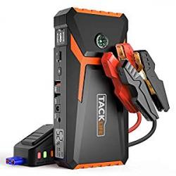 Chollo - Arrancador de Baterías Tacklife T8 (800A-18000mAh)