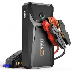 Chollo - Arrancador de Baterías Tacklife T8 Mix (500A-12000mAh)