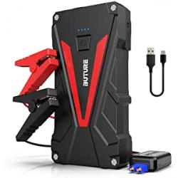 Chollo - Arrancador de baterías BuTure BR300 12V 800A 12800mAh