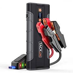 Chollo - Arrancador de Baterías Tacklife T8 Max (1000A-20000mAh)