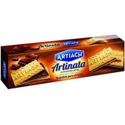 Chollo - Artiach Artinata Galletas de barquillo rellenas chocolate 210g