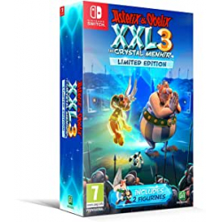 Chollo - Asterix y Obelix XXL 3 The Crystal Menhir Limited Edition para Nintendo Switch
