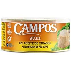 Chollo - Atún en aceite de girasol Campos Lata 750g