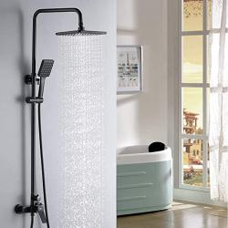 Chollo - Auralum Columna de ducha con mezclador