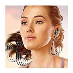 Auriculares estéreo de Bluetooth 4.1 con micrófono y micrófono para Deportes en General. Auriculares