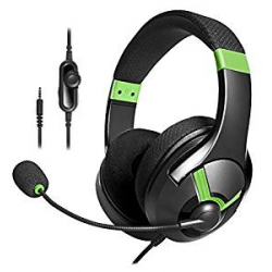 Chollo - Auriculares Gaming AmazonBasics (B0797762M1)