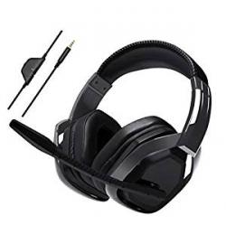 Chollo - Auriculares Gaming AmazonBasics Modelo Avanzado
