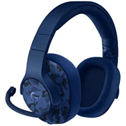 Chollo - Auriculares Gaming Logitech G433 7.1 Blue Camo