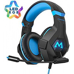 Chollo - Auriculares Gaming RGB Mpow EG9