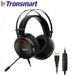 Chollo - Auriculares Gaming Tronsmart Glary 7.1 USB