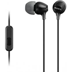 Chollo - Auriculares in-ear Sony MDR-EX15AP - MDREX15APB.CE7