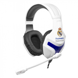 Chollo - Auriculares Mars Gaming Real Madrid MHRM