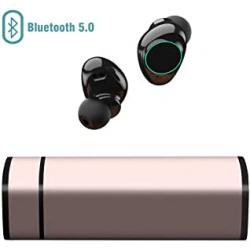 Chollo - Auriculares Muzili X9 Bluetooth 5.0 CVC6.0 TWS