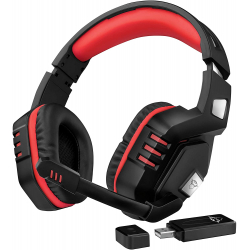 Chollo - Auriculares Trust GXT 390 Juga Wireless Gaming Headset