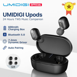 1111] Auriculares TWS UMIDIGI Upods  J5iXY