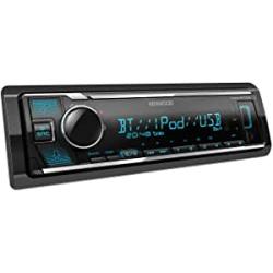 Chollo - Autoradio Kenwood KMM-BT306 USB Bluetooth 5.0 Alexa
