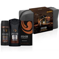 Chollo - Axe Pack Dark Temptation Neceser Trio: Desodorante + Gel de ducha + After Shave   68435913