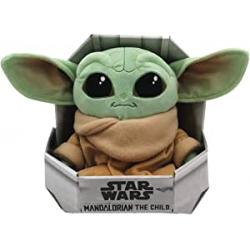 Chollo - Baby Yoda The Mandalorian Star Wars Peluche 25cm | Simba Toys 6315875779