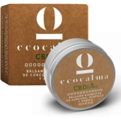 Chollo - Bálsamo de cáñamo EcoPozo Ecocalma CBD Bio