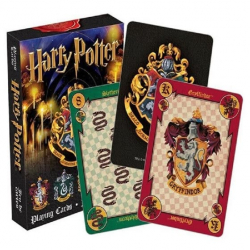 Chollo - Baraja de Cartas de Harry Potter