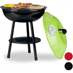 Chollo - Barbacoa Esférica Relaxdays (36cm)