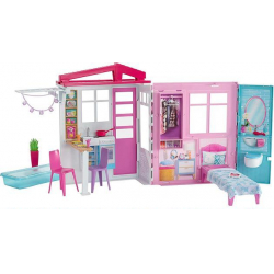 Chollo - Barbie Casa de Muñecas con Accesorios (Mattel FXG54)