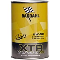 Chollo - Bardahl XTR C60 39.67 Racing 5W50 1L | 306039