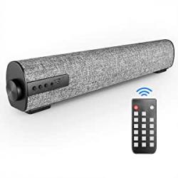 Chollo - Barra de sonido Bluetooth Vanzev 2x5W