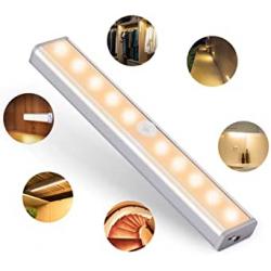 Chollo - Barra de Luz con Sensor de Movimiento OusFot (10 LED)