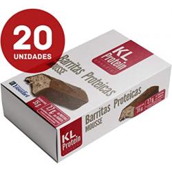 Chollo - Barritas de proteínas Ynsadiet KL Protein Choco Mousse Pack 20x 35g