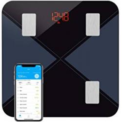 Chollo - Báscula Bluetooth con Análisis Corporal Mpow