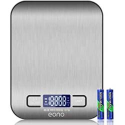 Chollo - Báscula de cocina Eono kz12