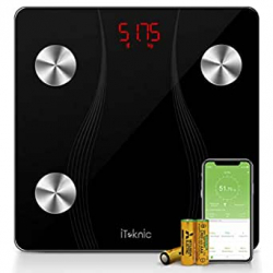 Chollo - Báscula inteligente iTeknic PCA013