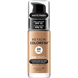 Chollo - Base de Maquillaje Revlon ColorStay Piel Mixta/Grasa (30ml)