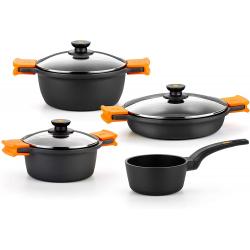 Chollo - Batería BRA Efficient Orange (4 piezas)