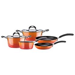 Chollo - Batería de Cocina Vitrex 71BAFUEGO07 Gourmet Full Induction (7 Piezas)